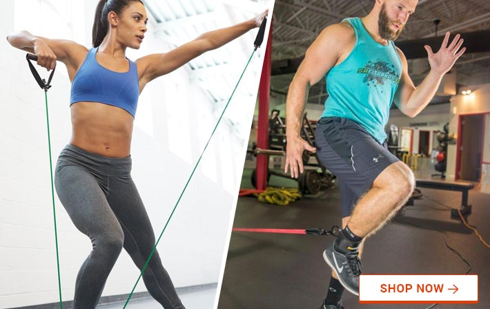 SPRI Fitness Resistance Bands