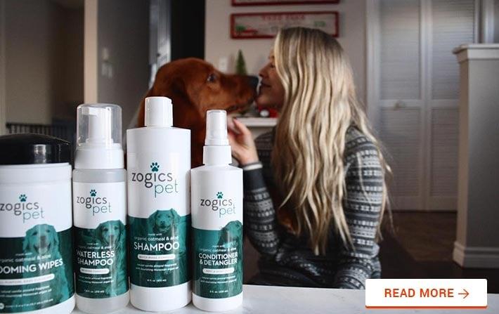 Zogics Pet supplies