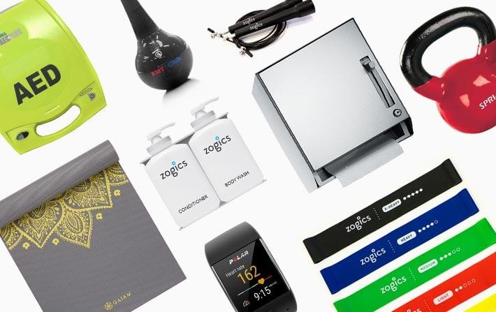 Zogics Wholesale Fitness Supplies