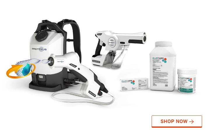 Protexus Electrostatic Sprayer