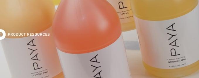 Choosing a Bulk Shampoo - Product Resources