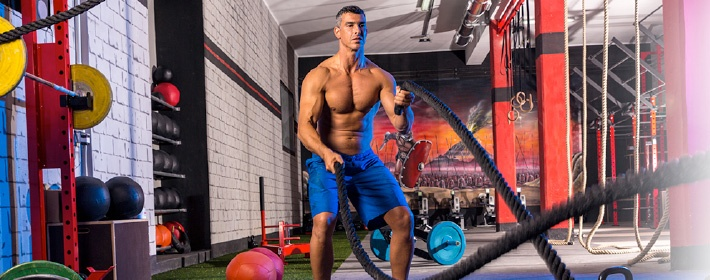 Heavy Rope Training Beneftis: A Much-Needed Energy Infusion