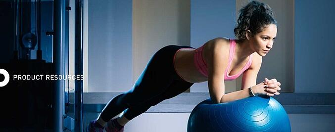 How to Clean Fitness and Stability Balls