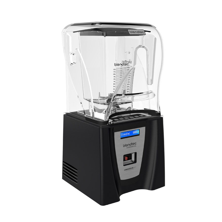 Blendtec Connoisseur 825, 2 Wildside+ Jars, Commercial Series Blender