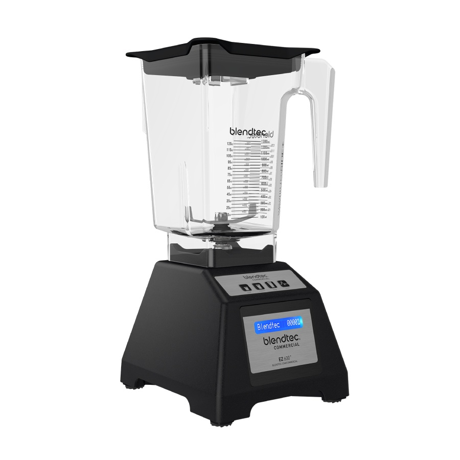 Blendtec EZ 600, FourSide Jar, Commercial Series Blender