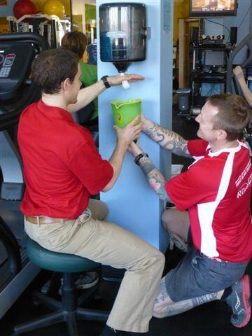 Rehab Gym - Zogics Gym Wipes