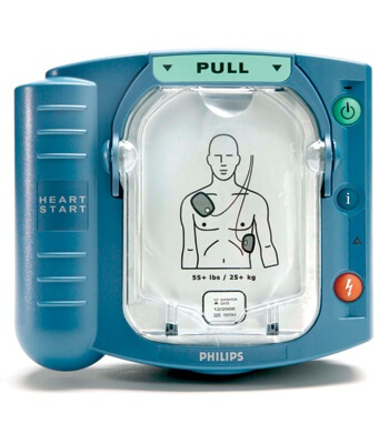 OnSite HeartStart AED from Philips