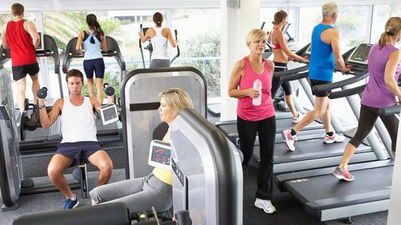Clean Gym Healthy Members