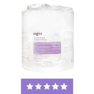 Antibacterial Wipes Single Roll