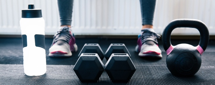 Combine strength and cardio workouts