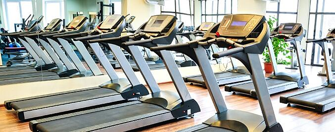 Add new Exercise Machines and Fitness-related Equipment