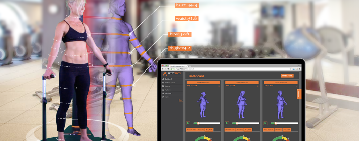 Add a body composition scanner