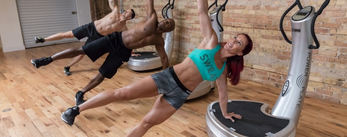 Vibration Trainers can be a great gym profit center