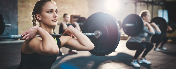 Olympic Weightlifting as a Sport