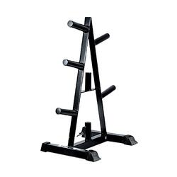 York Barbell's Olympic A-Frame Plate Tree