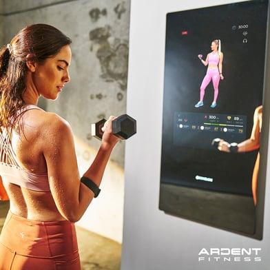 ardent fitness-echelon-reflect