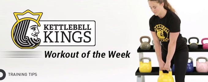 Essential Kettlebell Exercises: Hardstyle Deadlift