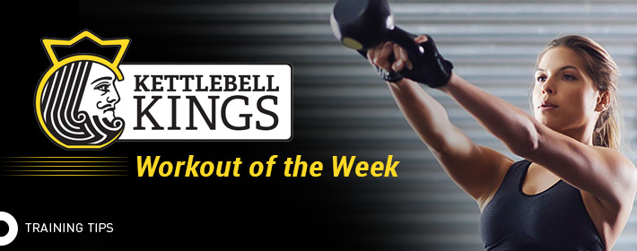 Kettlebell Kings Weekly Workout | Zogics
