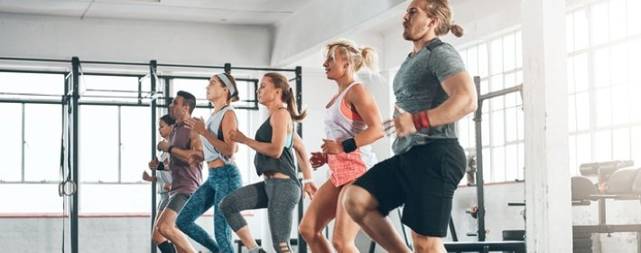 group exercise trends
