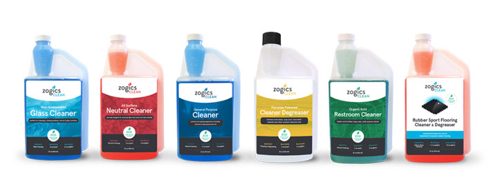 Zogics Clean Starter Pack - Buy Now