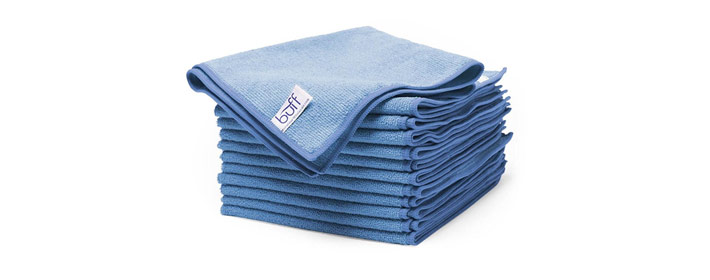 Pro Multi-Surface Microfiber Towels - Buy Now