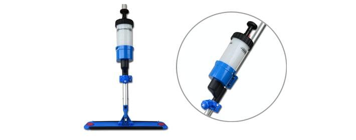 Bottle Rocket Mop with Spray Tank