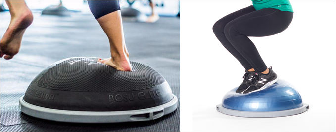 Functional balance exercises