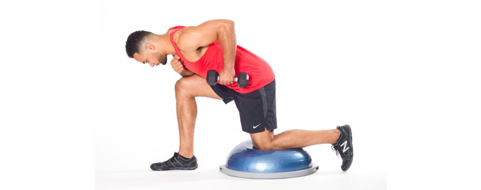 Functional dynamic standing balance activities