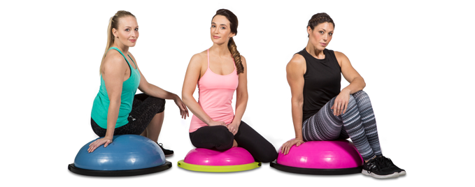 bosu balance trainer workouts