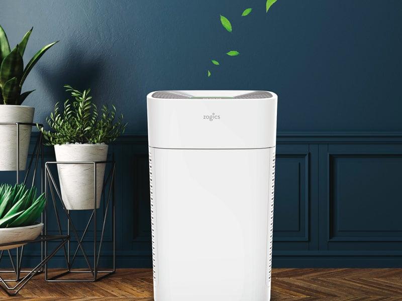 Zogics NSpire PRO Premium H13 HEPA Air Filtration System