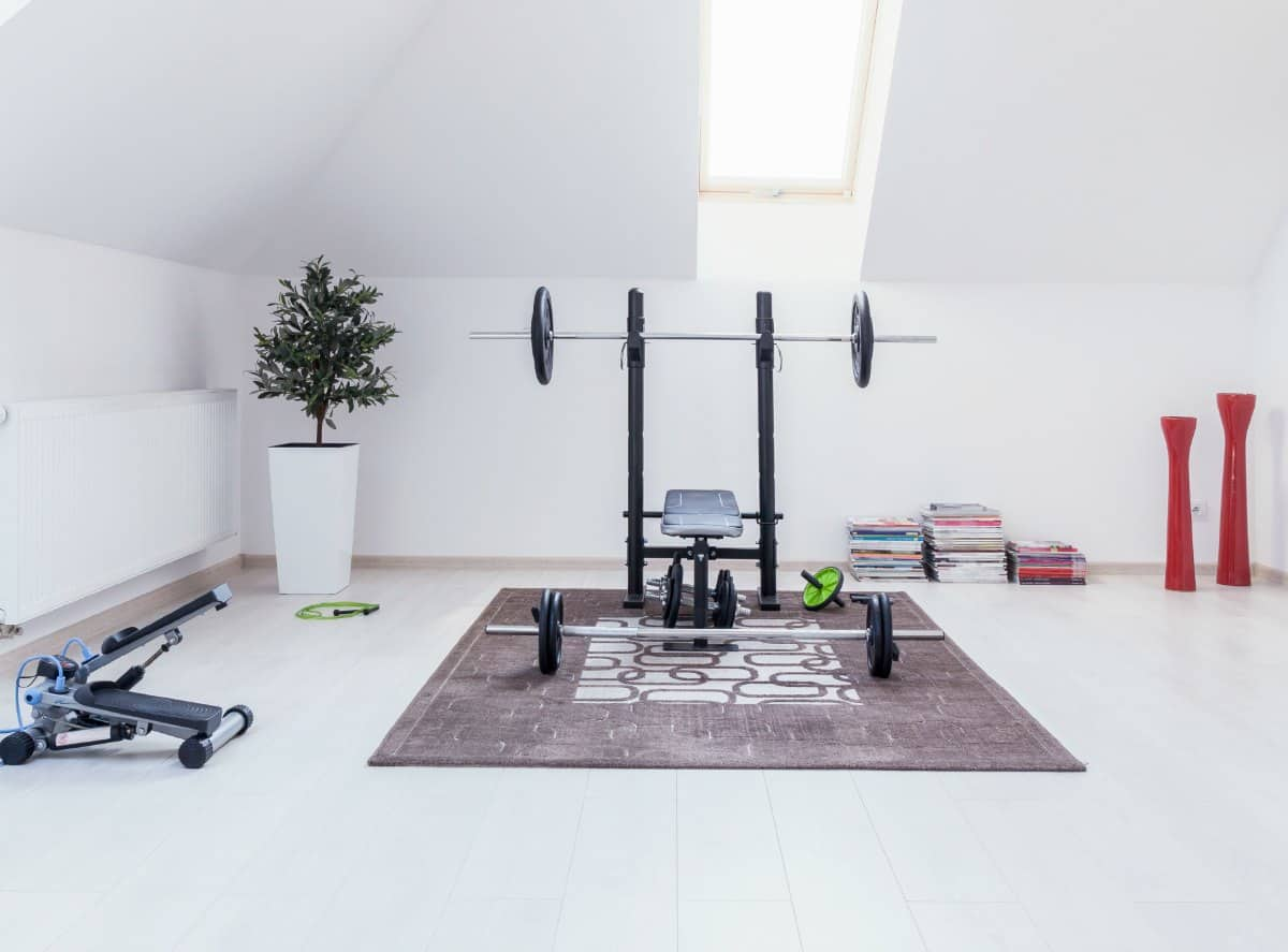 Home gym ideas fitness experts weigh in