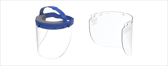 Face Shields at zogics.com