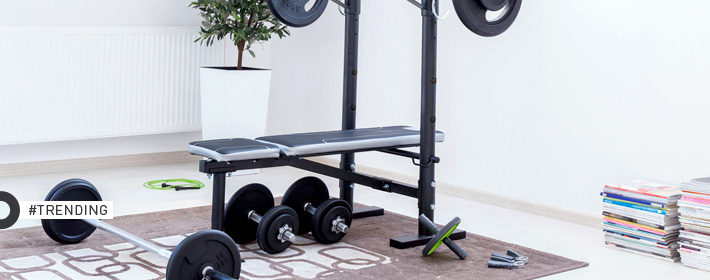Home Gym Ideas | Zogics Blog