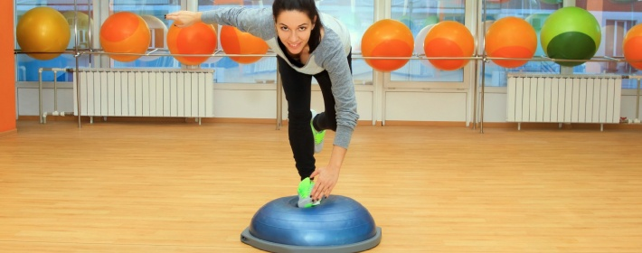 What is balance training?