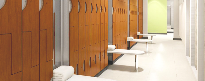 locker room designs