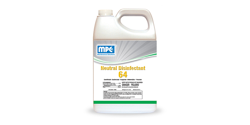 ND64 Commercial Disinfectant