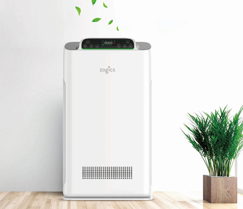 Zogics NSpire H13 HEPA Air Filtration System