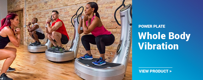 Power Plate Whole Body Vibration