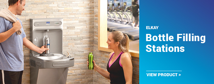 Elkay Bottle Filling Stations