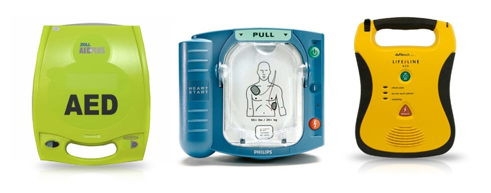 Many AED Options