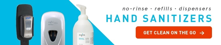 Shop Hand Sanitizers at Zogics.com