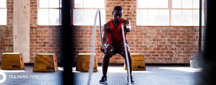 Heavy Rope Training Benefits