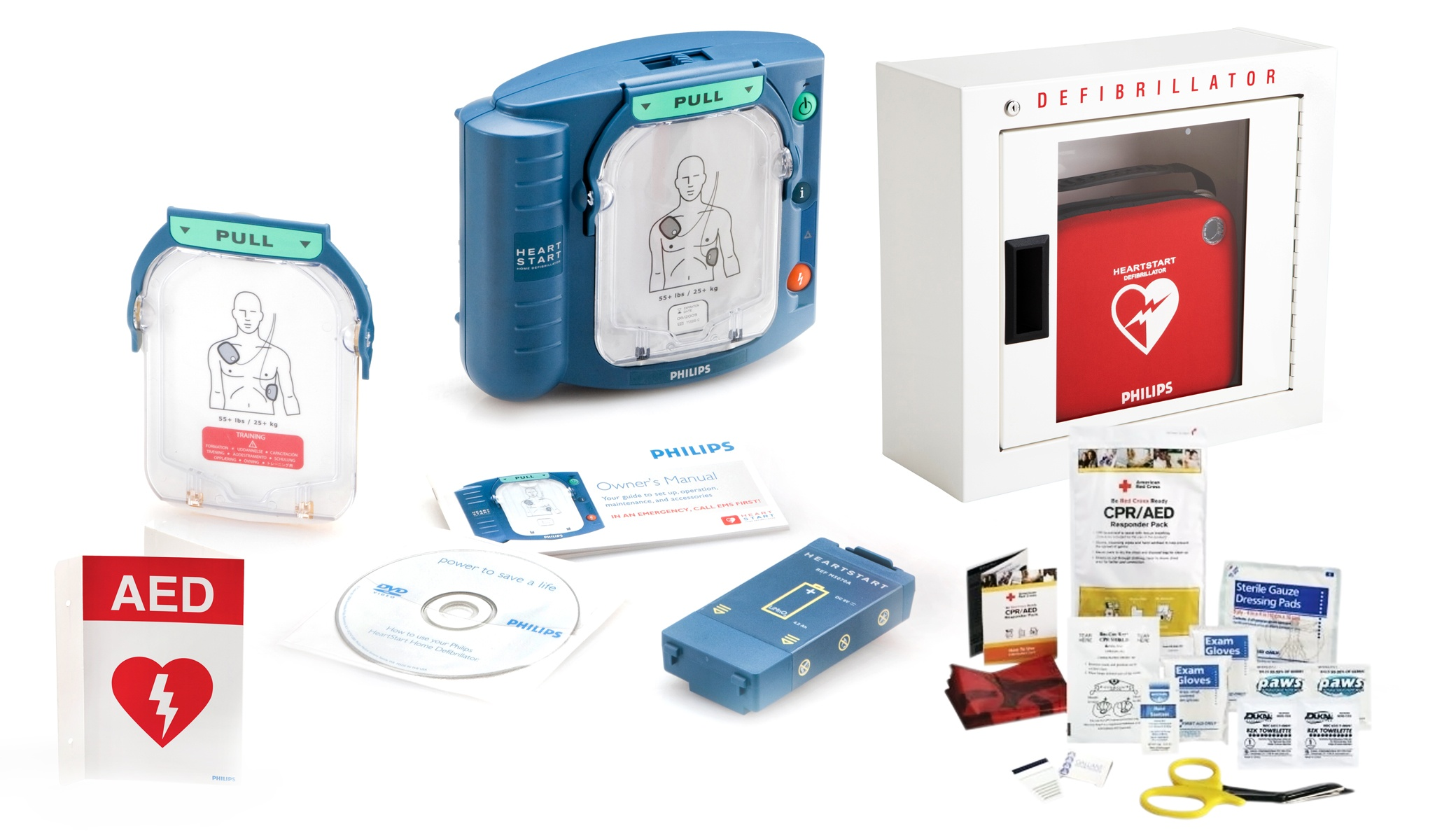 AED's making news and saving lives...AGAIN!