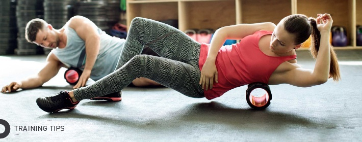 Incorporate Foam Rollers Into Your Workout