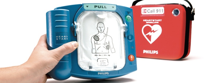 AED Saves 2 Lives In 2 Days!