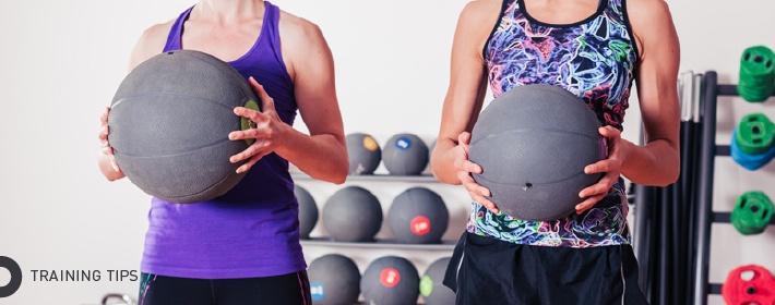 5 Strengthening Medicine Ball Exercises