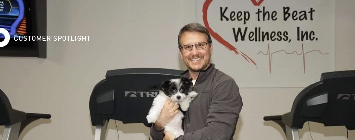 Customer Spotlight: Stuart Thilmany of Keep The Beat Wellness