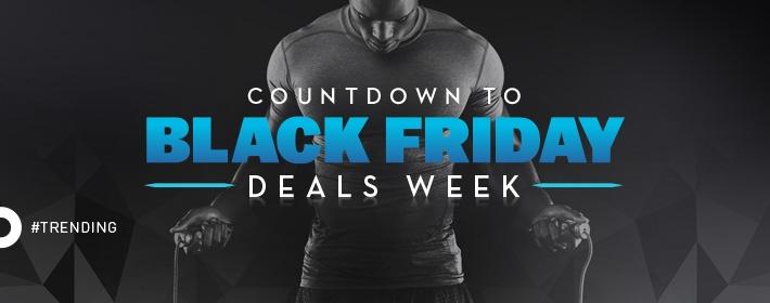 Black Friday Sales Have Started!