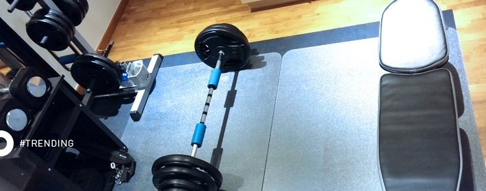 Build Your Own Gym at Home