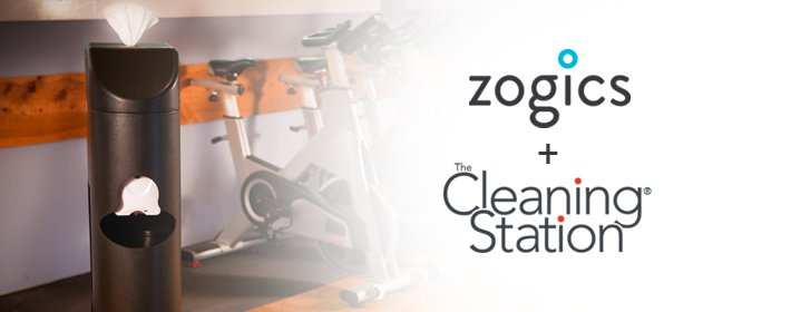 Zogics Acquires Clean Holdings, Manufacturer of The Cleaning Station™